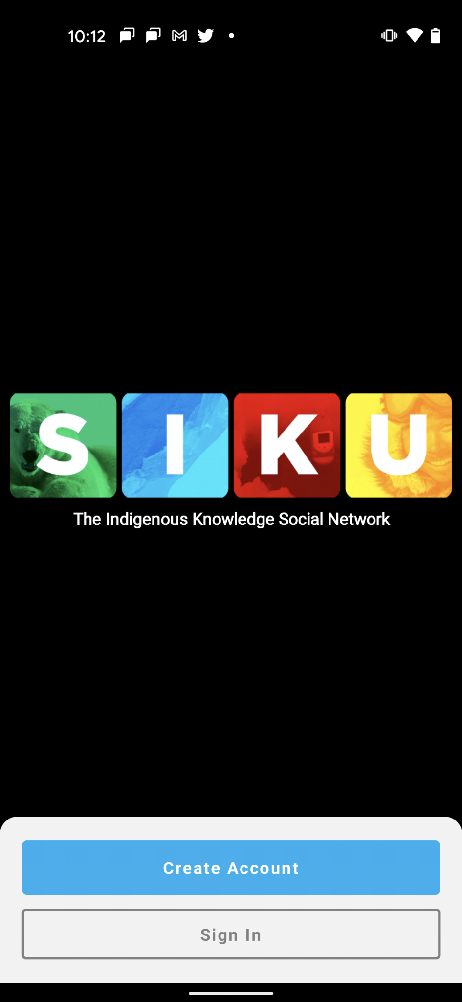 SIKU Splash Screen